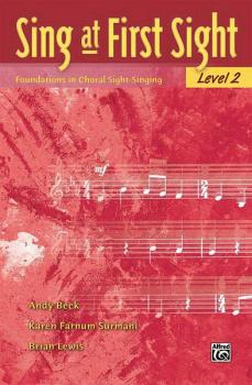 Sing at First Sight, Level 2: Foundations in Choral Sight-Singing (AL-00-28448)