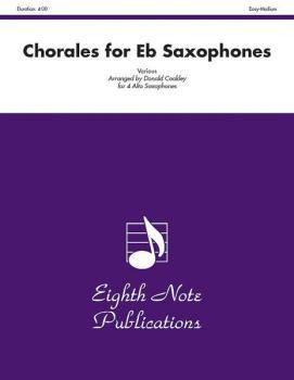 Chorales for E-flat Saxophones (AL-81-SQ2011)