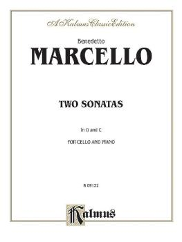 Two Sonatas in G and C (AL-00-K09122)