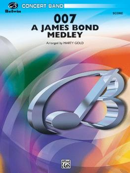 007 -- A James Bond Medley (AL-00-CB9903C)