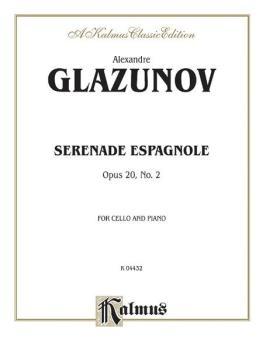 Serenade Espagnole (AL-00-K04432)
