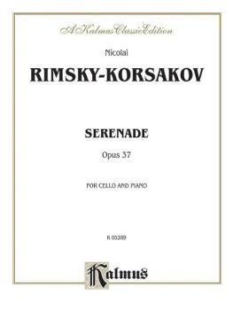Serenade, Opus 37 (AL-00-K05289)
