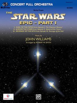 <I>Star Wars</I> Epic -- Part I, Suite from the (Featuring: Duel of th (AL-00-26676S)