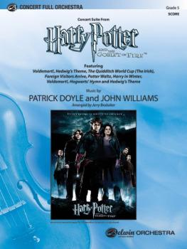 <I>Harry Potter and the Goblet of Fire,</I>™ Concert Suite from (Featu (AL-00-25051S)