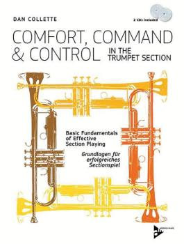Comfort, Command & Control in the Trumpet Section: Basic Fundamentals  (AL-01-ADV1102)