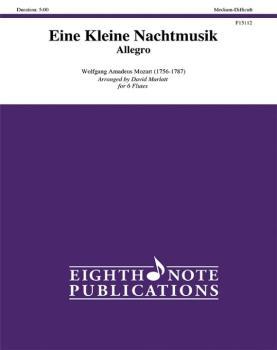Eine Kleine Nachtmusik -- Allegro (AL-81-F15112)