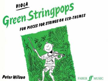 Green Stringpops: Fun Pieces for Strings on Eco-Themes (AL-12-0571513131)