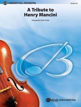A Tribute to Henry Mancini (AL-00-C0343B7X)