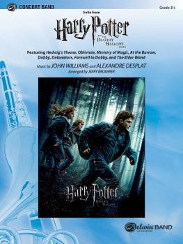 <i>Harry Potter and the Deathly Hallows, Part 1</i>, Suite from (Featu (AL-00-35403S)