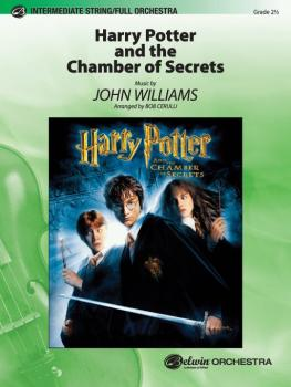 <I>Harry Potter and the Chamber of Secrets,</I> Themes from (Featuring (AL-00-FOM03003)