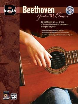Basix® Guitar TAB Classics: Beethoven (AL-00-22630)