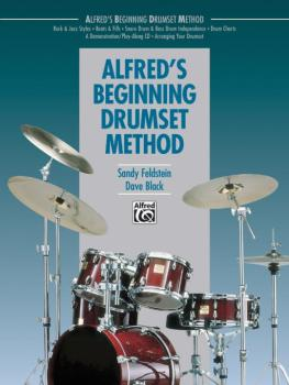 Alfred's Beginning Drumset Method (AL-00-8965)