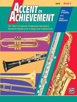 """Accent on Achievement, Book 3: The """"Keys"""" to Success - Progressive Tec (AL-00-18054)"""