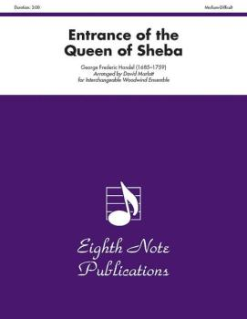 Entrance of the Queen of Sheba (AL-81-WWE2537)