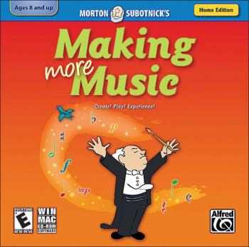 Creating Music Series: Making More Music (Home Version) (AL-00-34024)