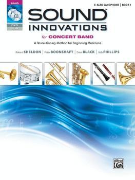 Sound Innovations for Concert Band, Book 1: A Revolutionary Method for (AL-00-34533)