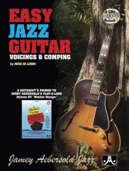 Easy Jazz Guitar (Voicings & Comping) (AL-24-EJG)