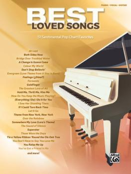 Best Loved Songs: 51 Sentimental Pop Chart Favorites (AL-00-44680)