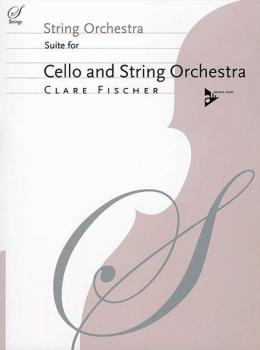Suite for Cello and String Orchestra (AL-01-ADV40016)