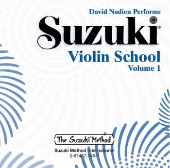 Suzuki Violin School CD, Volume 1 (AL-00-0346)
