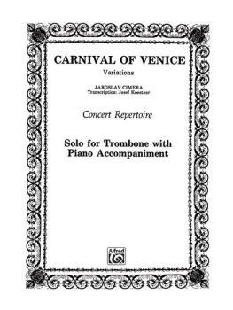 Carnival of Venice (AL-00-TS0039)