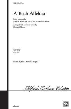 A Bach Alleluia (AL-00-22927)