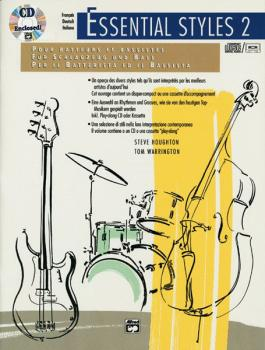 Essential Styles for the Drummer and Bassist, Book 2 (AL-00-4316)