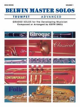 Belwin Master Solos, Volume 1 (Trumpet) (AL-00-EL03403)