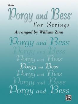 <I>Porgy and Bess</I> for Strings (AL-00-0547B)