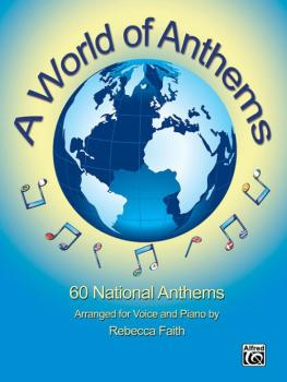 A World of Anthems (AL-00-20122UK)
