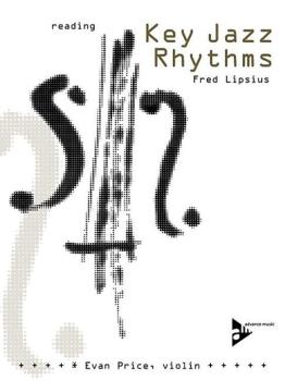 Reading Key Jazz Rhythms: Violin (AL-01-ADV14708)