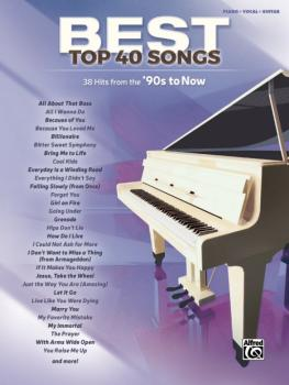 Best Top 40 Songs: '90s to Now: 38 Hits from the '90s to Now (AL-00-44668)