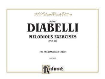 Melodious Exercises, Opus 149 (AL-00-K03402)