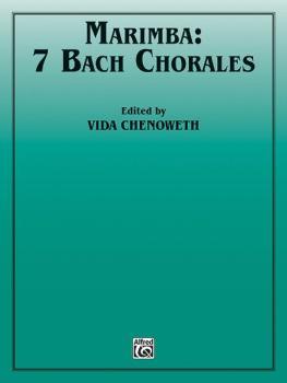 Marimba: 7 Bach Chorales (AL-00-EL03861)