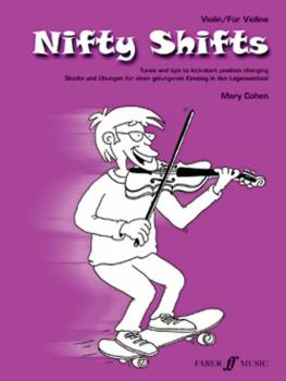Nifty Shifts for Violin (AL-12-0571521878)