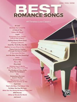 Best Romance Songs: 49 Timeless Love Classics (AL-00-44681)