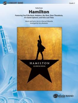 <i>Hamilton</i>, Suite from (Featuring: You'll Be Back / Helpless / My (AL-00-45813)