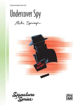 Undercover Spy (AL-00-28196)