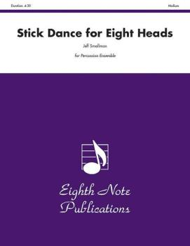 Stick Dance for Eight Heads (For 2 Players) (AL-81-PE971)