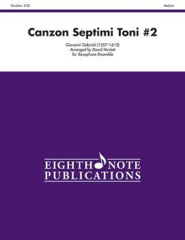 Canzon Septimi Toni #2 (AL-81-SE111)