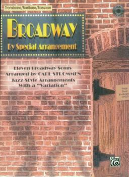 "Broadway by Special Arrangement: Jazz-Style Arrangements with a ""Varia (AL-00-0595B)"