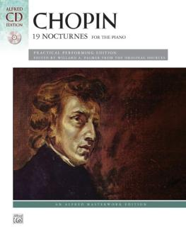 19 Nocturnes (AL-00-41435)