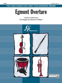 Egmont Overture (AL-00-29745S)