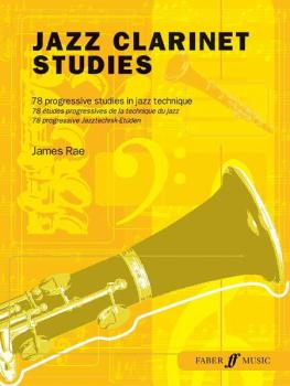 Jazz Clarinet Studies (AL-12-0571526462)