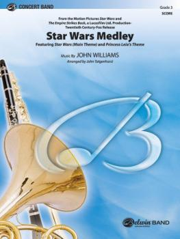 <I>Star Wars</I>® Medley (Featuring: Main Theme / Princess Leia's Them (AL-00-CB9716C)