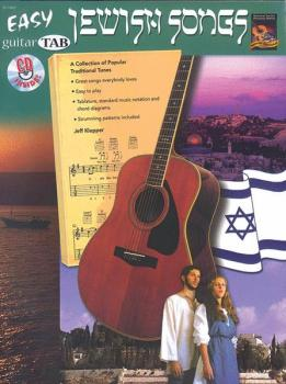 Easy Jewish Songs: A Collection of Popular Traditional Tunes (AL-07-1067)