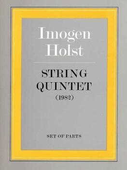 String Quintet (AL-12-0571507549)