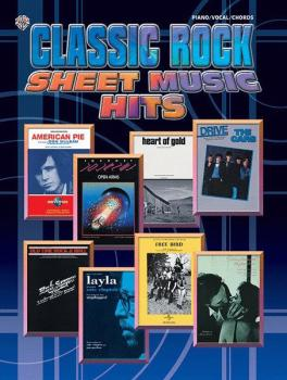Classic Rock Sheet Music Hits (AL-00-MFM0323)