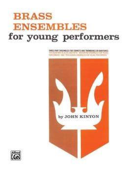 Brass Ensembles for Young Performers (AL-00-778)