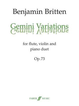 Gemini Variations, Opus 73 (AL-12-0571500145)